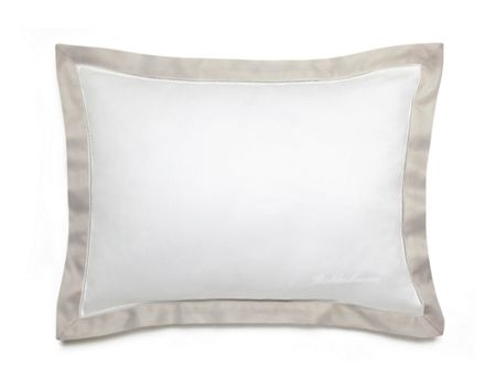Ralph Lauren Home Langdon silver cushion 31x42