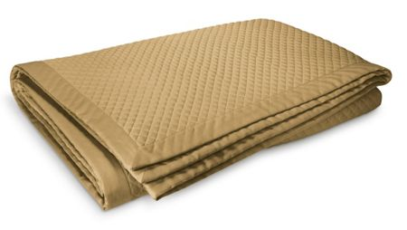 Ralph Lauren Home Wyatt bronze bed cover 280x245