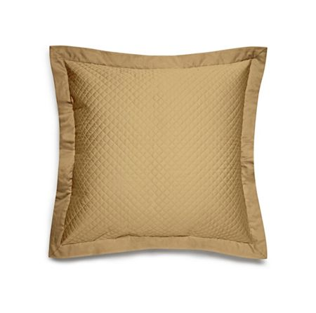 Ralph Lauren Home Wyatt bronze cushion cover 65x65