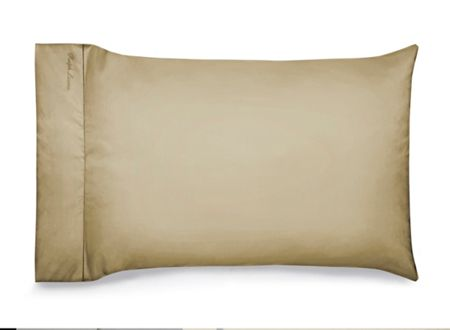 Ralph Lauren Home Langdon bronze standard pillow case pair