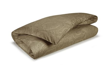 Ralph Lauren Home Doncaster bronze king duvet cover