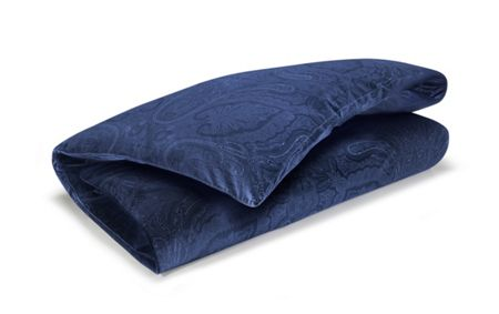 Ralph Lauren Home Doncaster navy king duvet cover