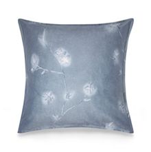 Calvin Klein Silver vine square pillowcase
