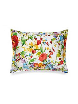 Watch hill floral standard pillow case