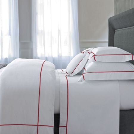 Yves Delorme Athena Square Oxford Pillowcase