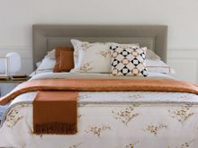 Yves Delorme Tokaido boudoir oxford pillowcase