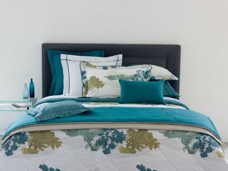 Yves Delorme Calicot duvet cover