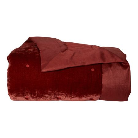 Yves Delorme Cocon Opera super king bed cover