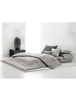 Acacia Textured duvet cover