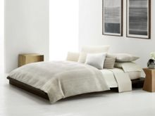 Calvin Klein Basel Cody square pillowcase
