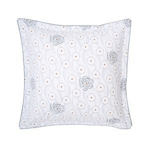 Yves Delorme Corolle square oxford pillowcase