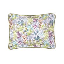 Yves Delorme Enfleur boudoir oxford pillowcase