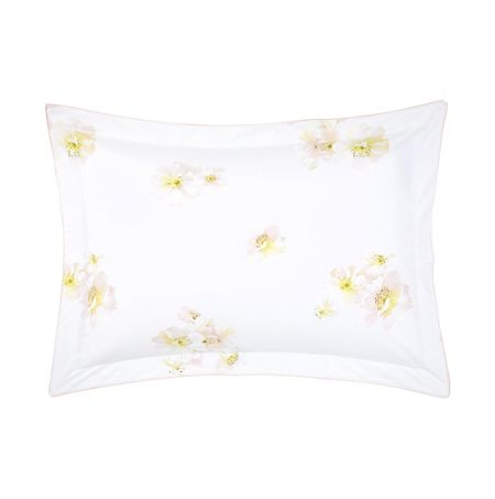 Yves Delorme Idylle oxford pillowcase