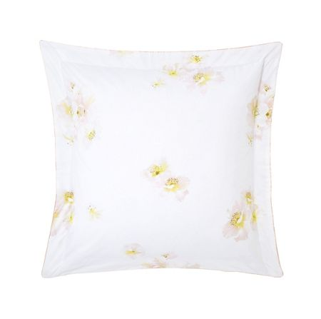Yves Delorme Idylle square oxford pillowcase