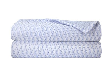 Yves Delorme Vent bed cover