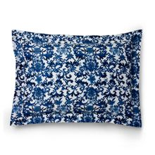 Ralph Lauren Home Dorsey Paisley Blue rectangular cushion cover