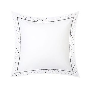 Yves Delorme Frivole square oxford pillowcase