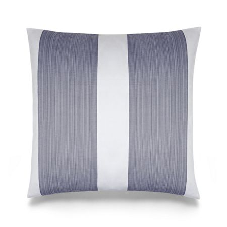 Calvin Klein Pinstripe square pillowcase