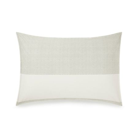 Calvin Klein Pale Mesh Oxford Pillowcase