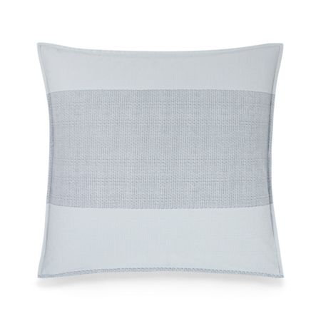 Calvin Klein Pale Mesh Square Oxford Pillowcase