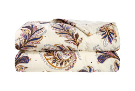 Yves Delorme Parure quilted bed cover