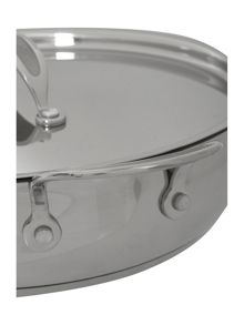 Professional Series 30cm Shallow Pan with Lid