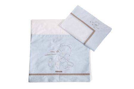 Absorba Sheet and pillowcase