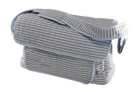 Absorba Blue Changing Bag