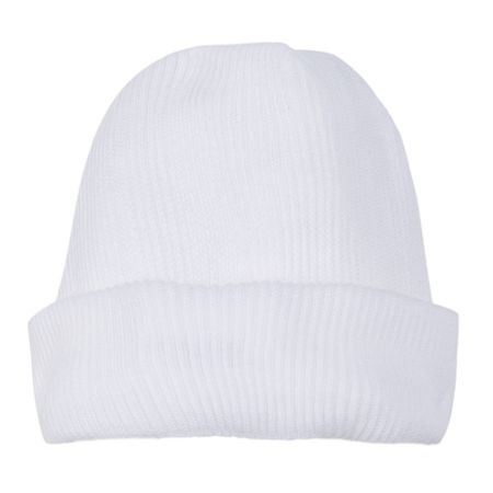 Absorba Babies 100% organic cotton seamless hat