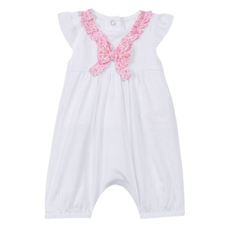 Absorba Baby girls short romper