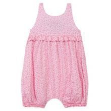 Absorba Baby girls all-over Liberty print romper