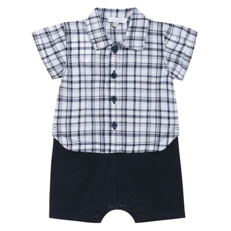 Absorba Boys short romper suit