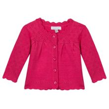 Absorba Baby girls knitted cardigan