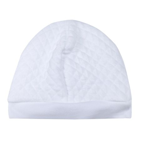 Absorba Baby Quilted Cotton Hat