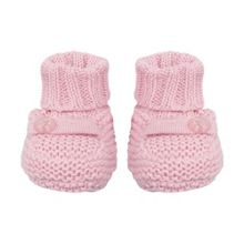 Absorba Baby Girls Knitted Booties
