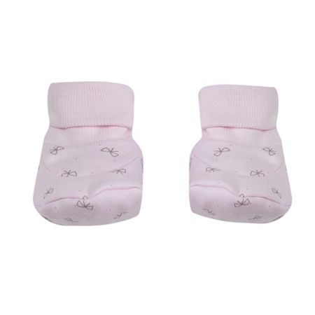 Absorba Baby Organic Cotton Slippers
