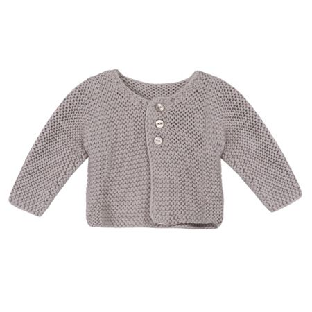 Absorba Baby Cotton Knit Cardigan