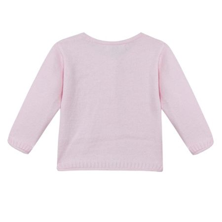 Absorba Baby Girls Liberty-Print Detail Cardigan