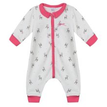 Absorba Baby Cotton-Jersey Footless Sleepsuit