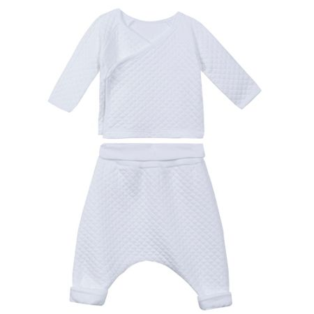 Absorba Baby Quilted Outfit