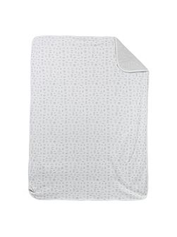 Baby Patterned Cotton Blanket
