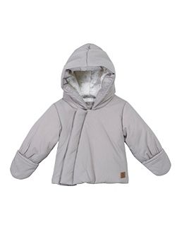 Baby Hooded Padded Coat
