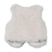 Absorba Baby Girls Faux-Fur Gillet