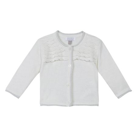 Absorba Baby Girls Frilled Cardigan