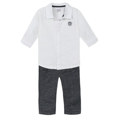 Absorba Baby Boys Shirt Outfit