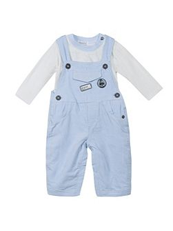 Baby Boys Dungaree Outfit