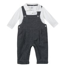 Absorba Baby Boys Dungaree Outfit