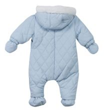 Absorba Baby Boys Hooded Snowsuit