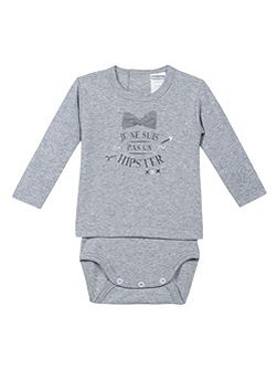 Baby Hipster Cotton Body