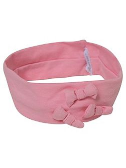 Baby Girls Embroidered Headband